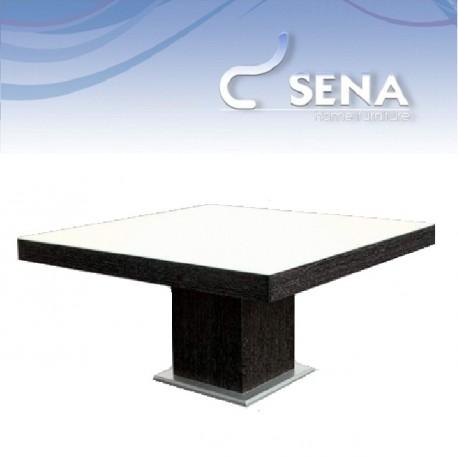 Wizard Square Lacquer Coffee Table Sena Home Furniture