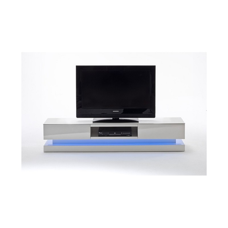 Tv Tables Menard High Gloss Tv Unit: High Gloss TV Unit With LED Lights