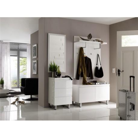 Sydney II - High gloss hallway furniture - Sena Home Furniture