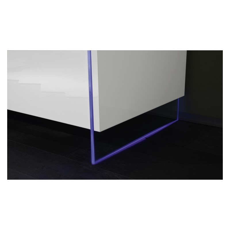 lumina display cabinet with led lights display cabinets sena