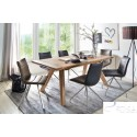 Allan F - luxury dining chair with various colours option