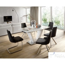 Elar C - luxury dining chair