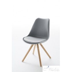 Lucy - dining chair with various colours option