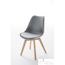 Lucy II - dining chair with various colours option