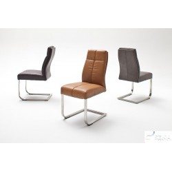 Luk - modern cantilever dining chair