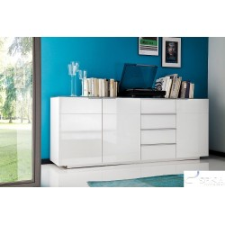 Augusta II - large high  gloss sideboard