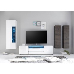 Lima -high  gloss lacquered tv unit