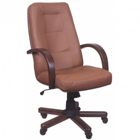 Cambridge Lux - leather executive office chair