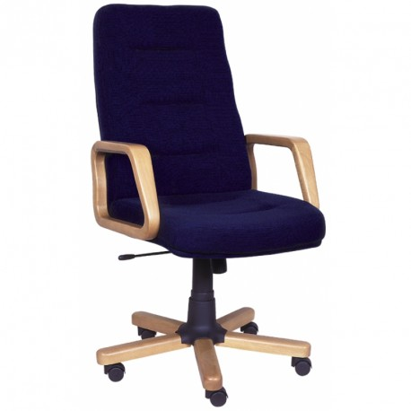 Cambridge Lux - Fabric office chair