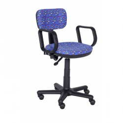 Ilinois PD AG - kids computer desk chair