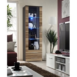 Neo display cabinet - matt