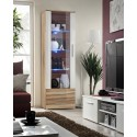Neo display cabinet - gloss