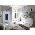 Lima - high gloss lacquered sideboard