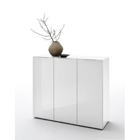 Lima II - high gloss shoe cabinet