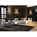 NOi Italy - rectangular natural marble coffee table