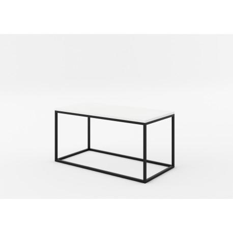 NOi Brasil - rectangular natural marble coffee table