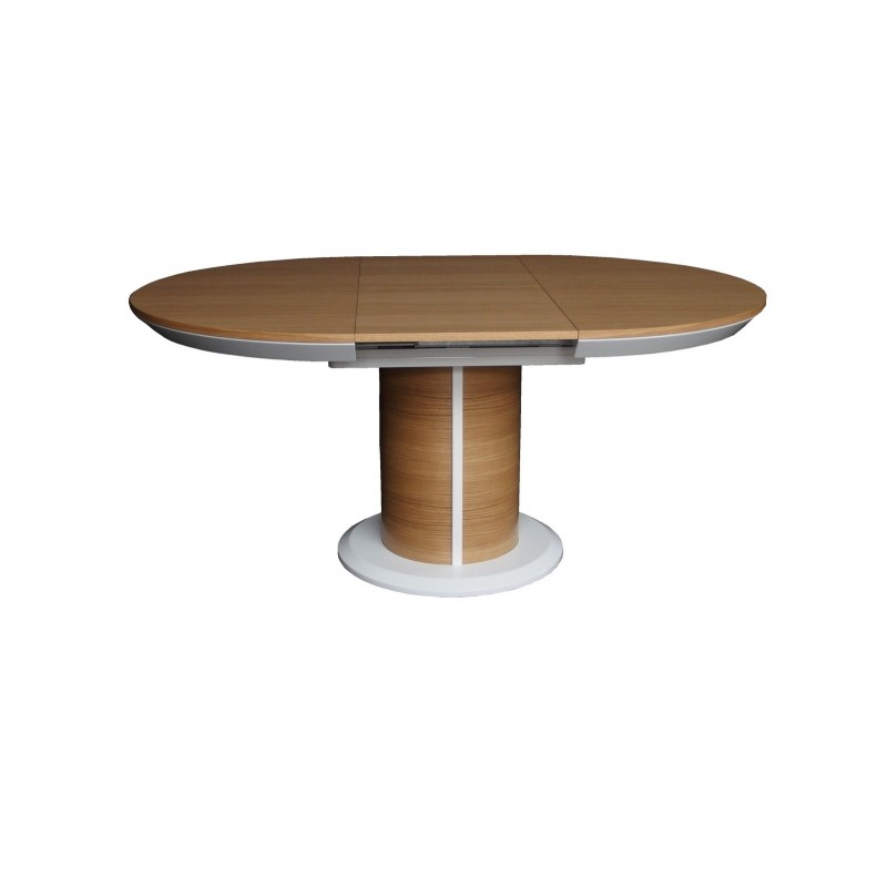 Impact Ii Large Oval Extending Dining Table Dining