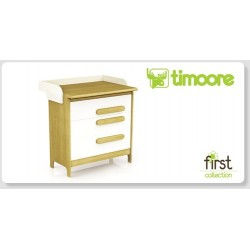 First - chest of 3 drawers