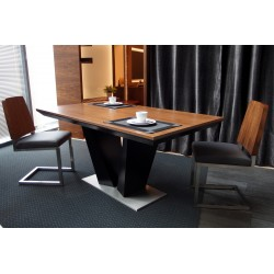 Impact - bespoke extending dining table