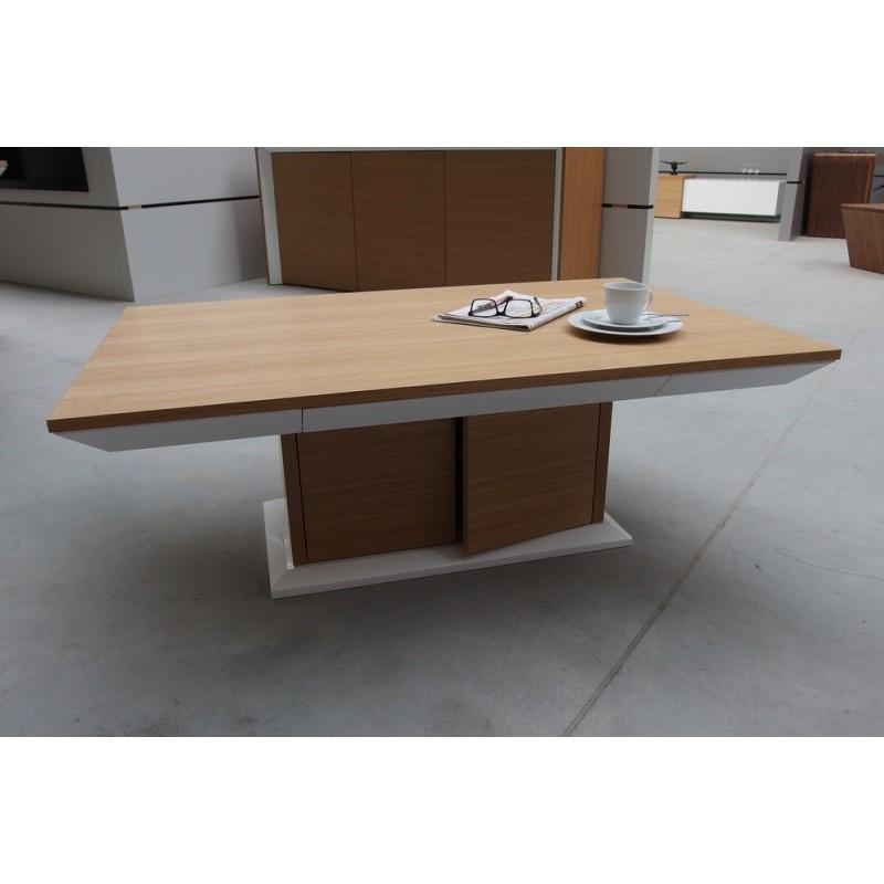 Bespoke Glass Coffee Tables: Veneer Bespoke Coffee Table