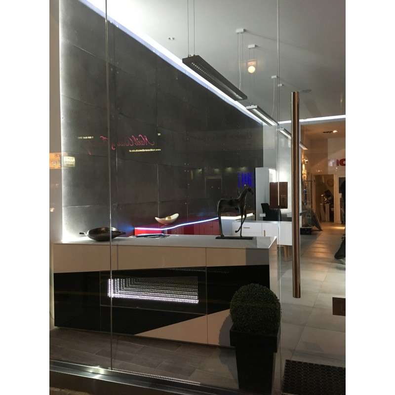 Teknica Luxury Sideboard With Modern Lighting System