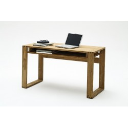 Lukas - office desk in solid oak finish