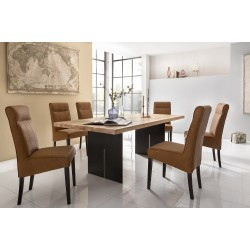 Arno - solid wood dining table