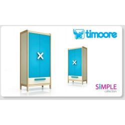 SIMPLE - 2 DOOR WARDROBE