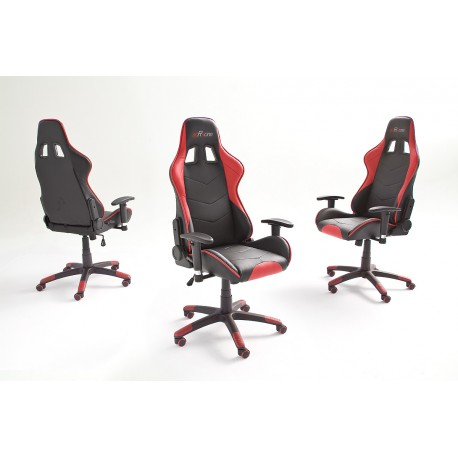 Sena Racing 5 - Modern eco leather office Chair