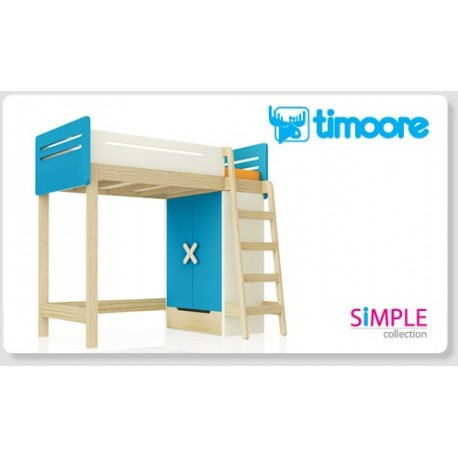 SIMPLE - LOFT BED