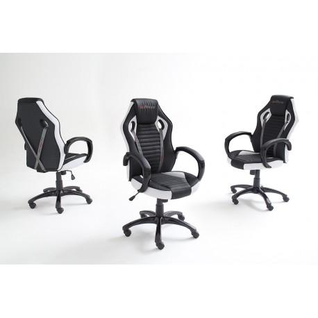 Burt   Modern Eco Leather Office Chair