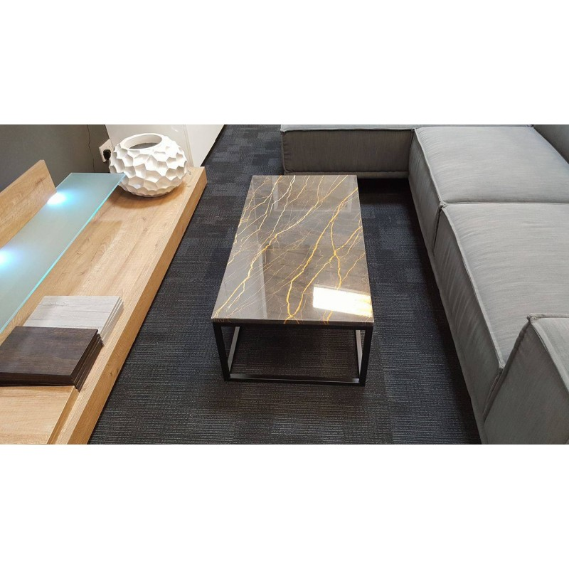 Noi Italy Rectangular Natural Marble Coffee Table Coffee Tables Sena Home Furniture