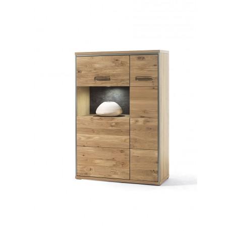 Blanca III assembled solid wood sideboard