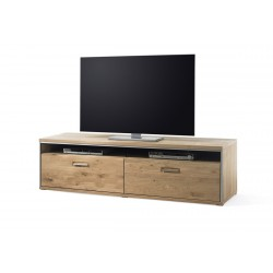 Blanca III assembled solid wood TV Unit