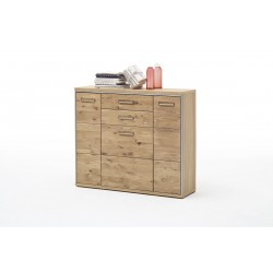 Blanca III -  large solid wood hallway sideboard