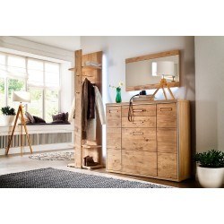Blanca II -  solid wood hallway set