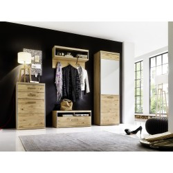 Blanca IV -  solid wood hallway set