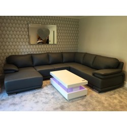 U shaped sofa UK Sena Home Furniture