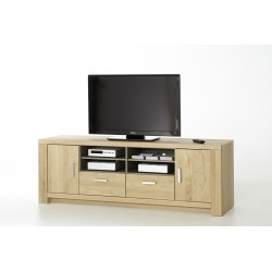 Prato II -  solid wood large TV Unit
