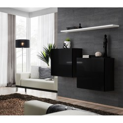 Switch I - square modular wall unit