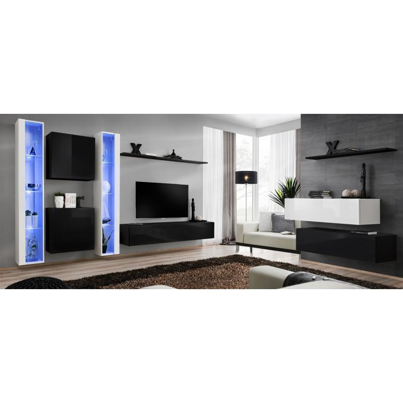 Switch I Modular 120cm Hanging Tv Wall Unit Furniture