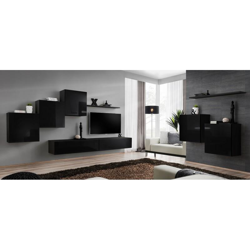 switch ii 180cm modular hanging tv wall unit furniture sets sena home furniture