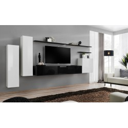 Switch II - modular hanging TV wall unit