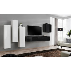 Switch III - modular wall unit