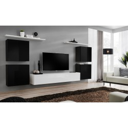 Switch IV - modular wall unit
