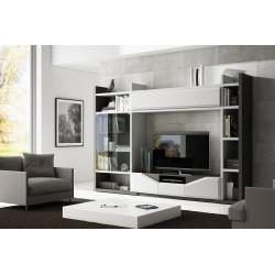 Diam II - bespoke luxury wall unit