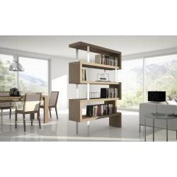 Jade - bespoke display cabinet , bookshelf