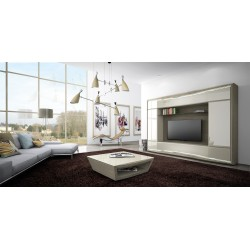 Nina - bespoke luxury wall unit