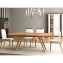 Evora - bespoke solid wood dining table
