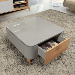 Evora - bespoke lacquer coffee table